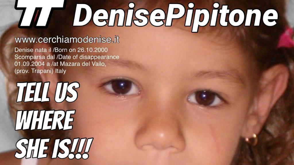 Denise Pipitone aus Italien wird seit 17 Jahren vermisst.