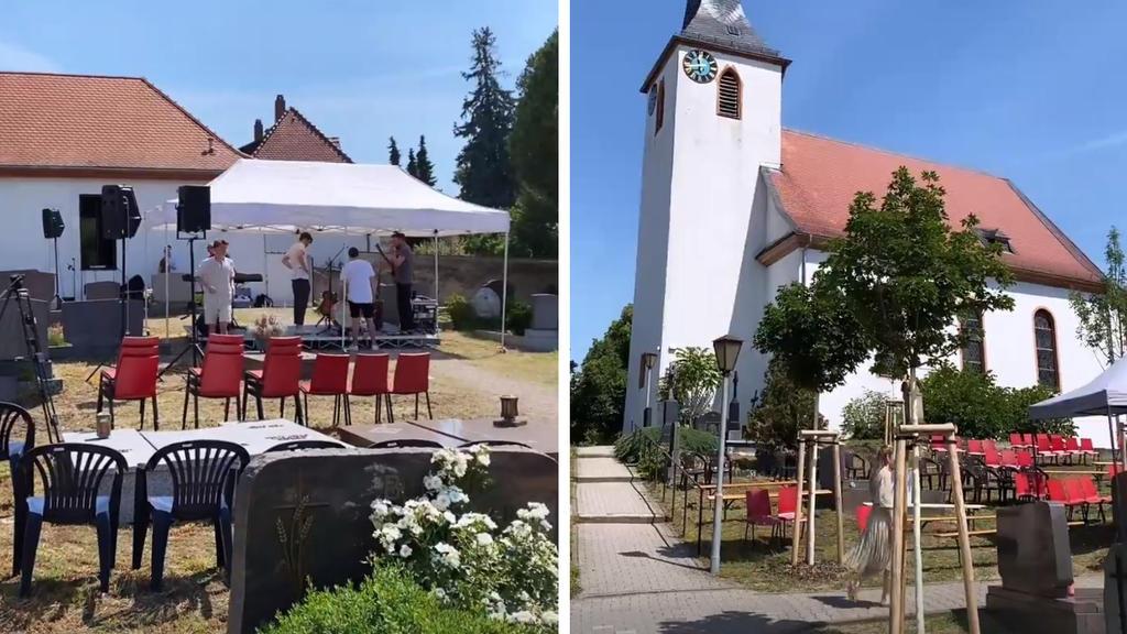 Beerdigungslocation von Philipp Mickenbecker