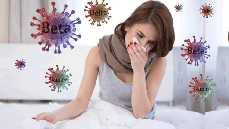 Delta-Variante auf dem Vormarsch - Welche Symptome für welche Mutation typisch sind