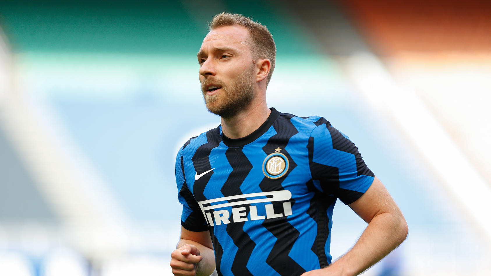 Christian Eriksen hat bei Inter Mailand noch Vertrag bis 2024, wird diesen wegen seines Herzschrittmachers aber womöglich nicht erfüllen können