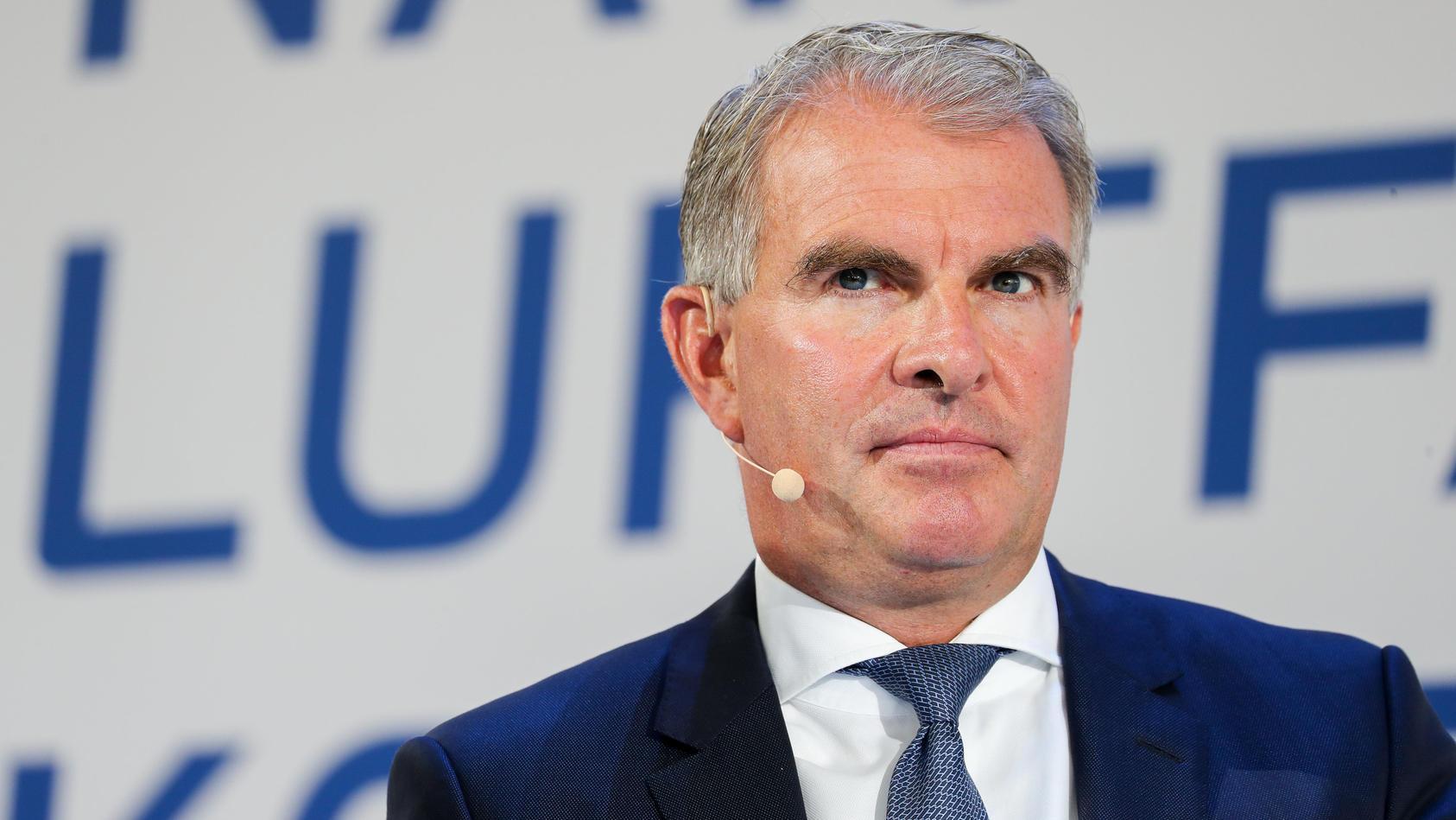 Lufthansachef Carsten Spohr