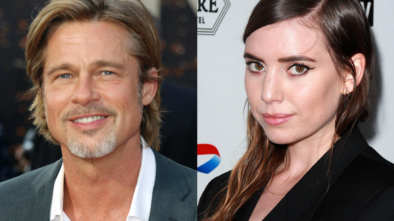 Brad Pitt soll Sängerin Lykke Li daten - behauptet zumindest eine Instagram-Klatschseite.