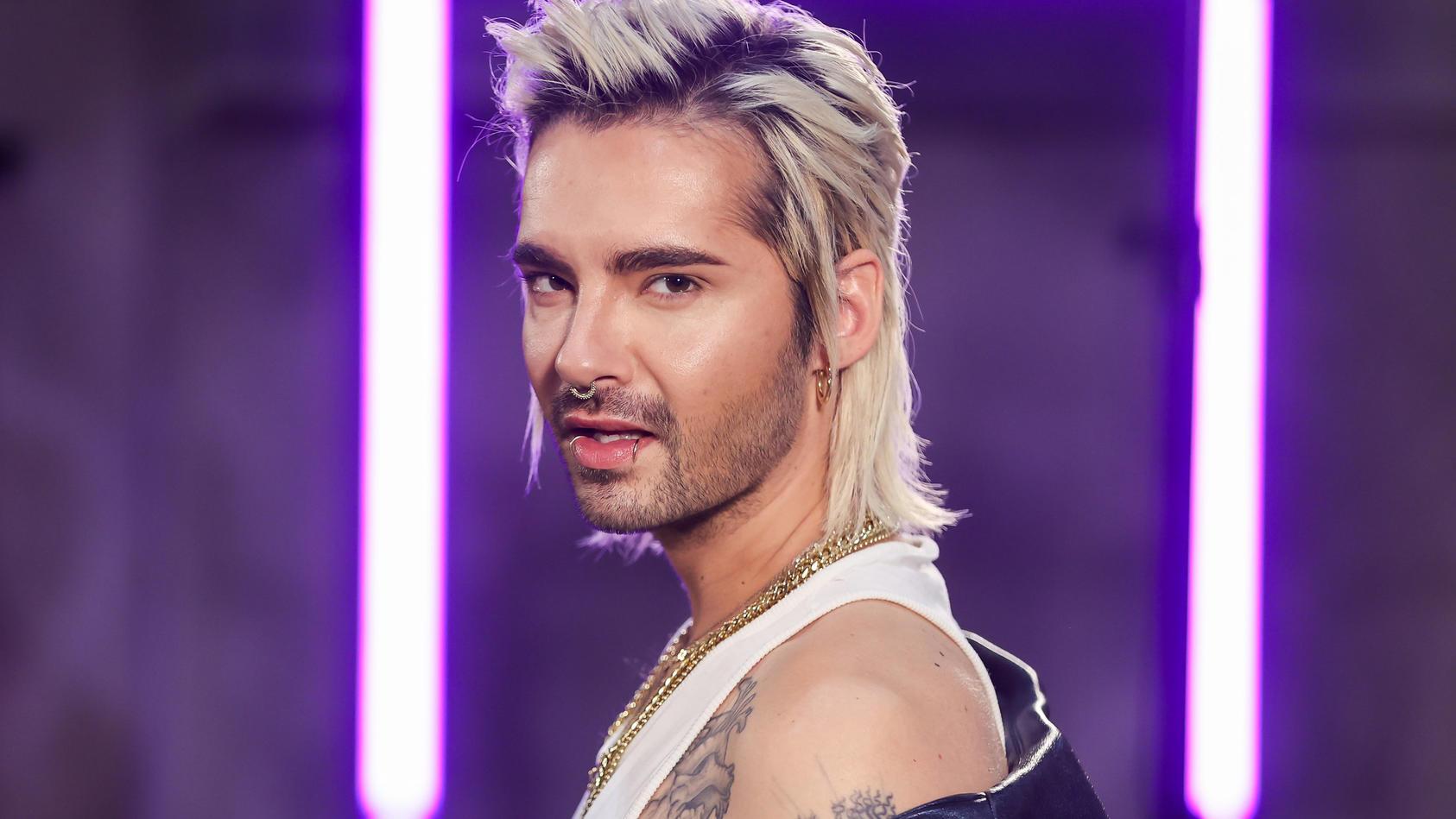 """""""Tokio Hotel""""-Sänger Bill Kaulitz ist für seinen ausgefallenen und extravaganten Style bekannt."""