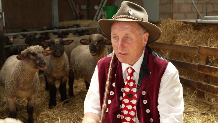 Schäfer Heinrich & die Schafe - Er hat eine neue Verkaufsidee