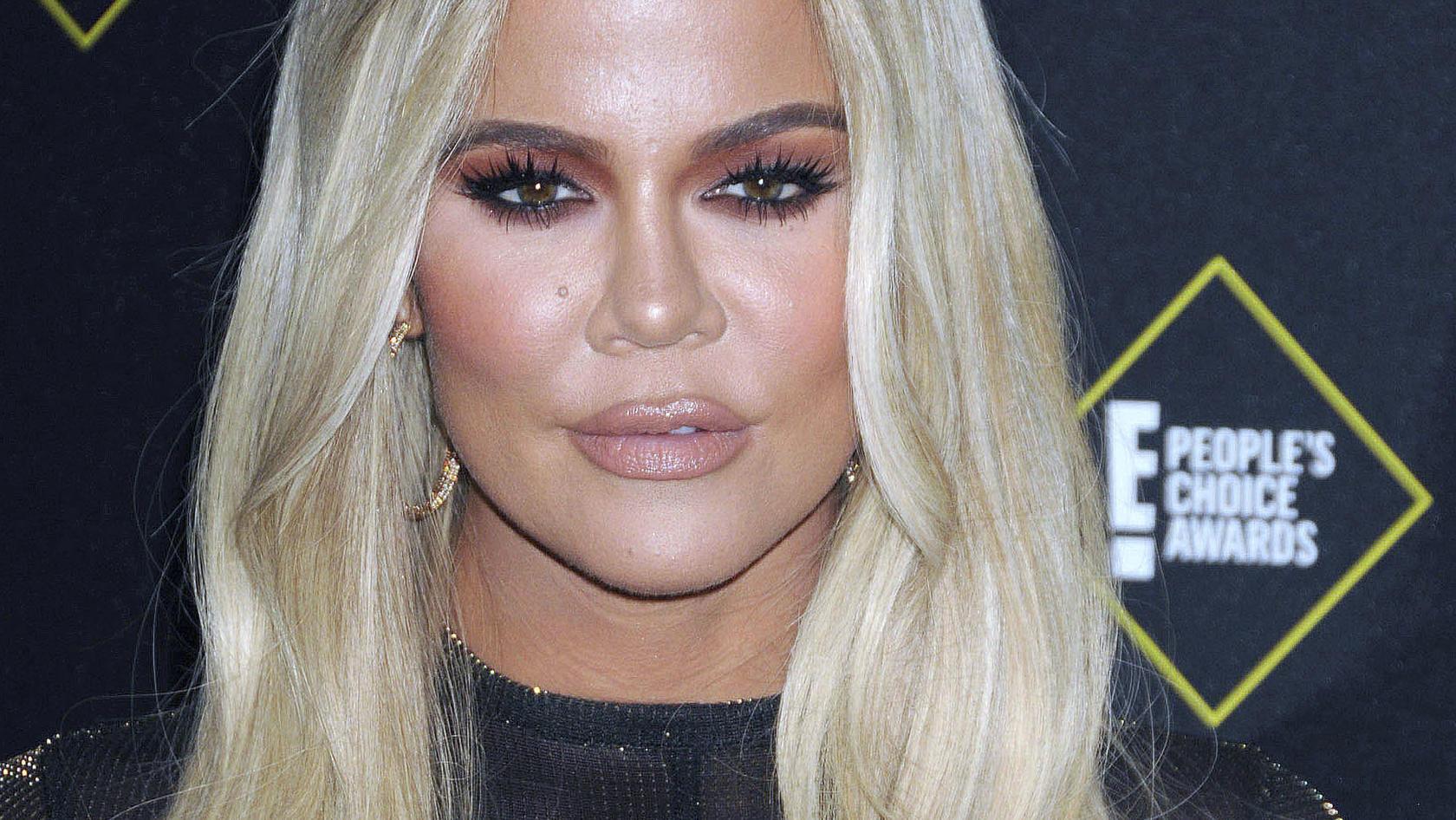 Khloé Kardashian gibt zu: Ja, sie hat was an sich machen lassen!
