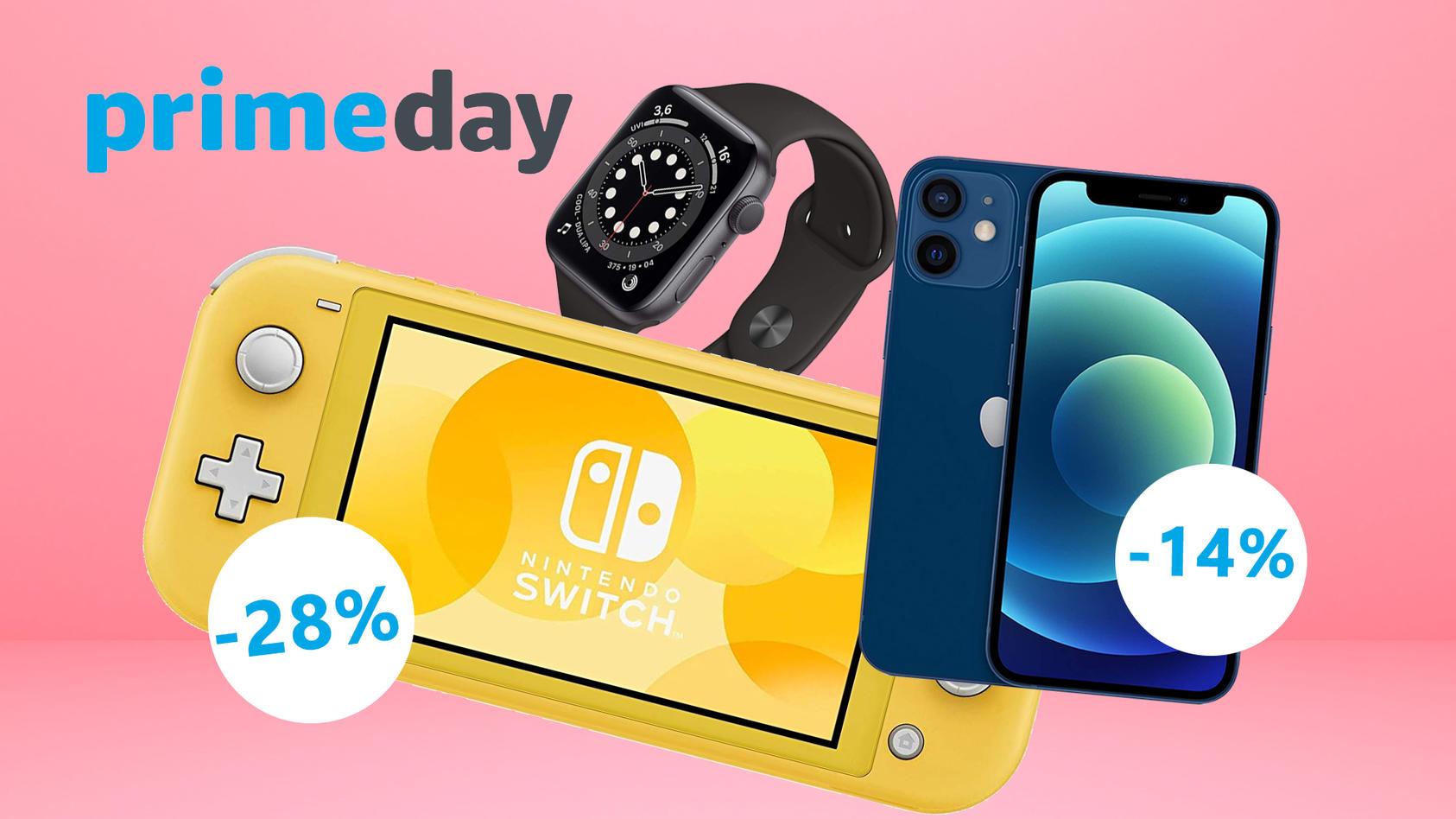 Prime Day: Das sind die besten Angebote und Deals.