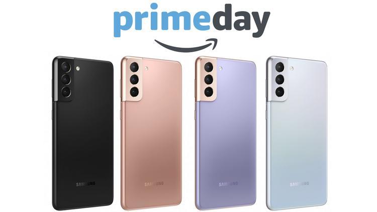 Stark reduziert am Prime Day - Diese Samsung-Handys lohnen sich jetzt