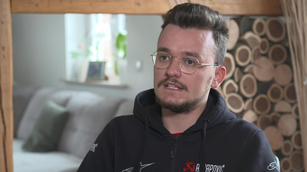 Lauras Bruder Lindor (24) erzählt im RTL-Interview über die Suche nach seiner Schwester.