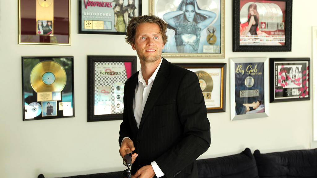 Toby Gad ist erfolgreicher Musikproduzent und freut sich schon riesig auf die neue Herausforderung.