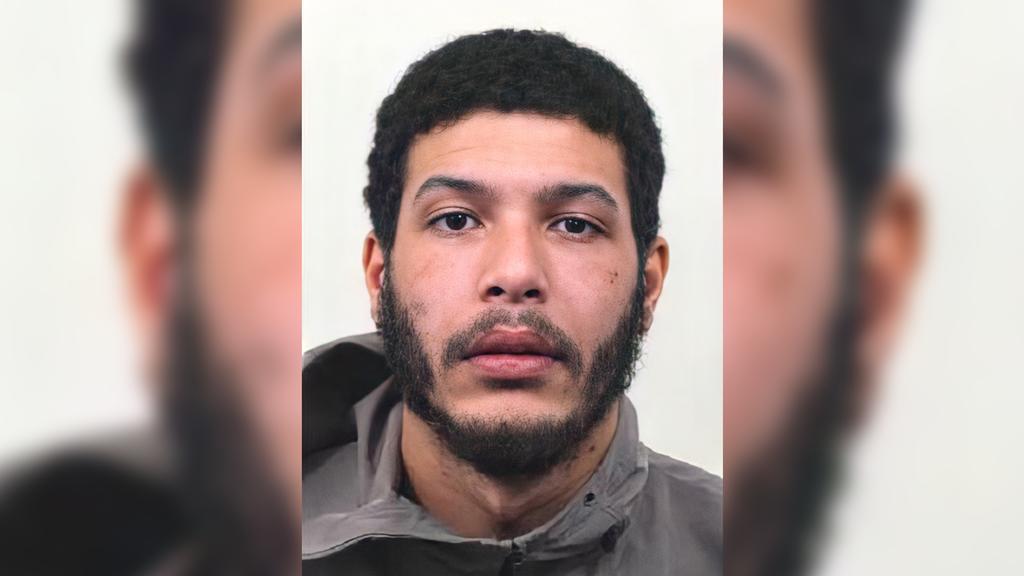 Die Polizei fahndet nach dem 24-jährigen Maliq Denzel Pique.