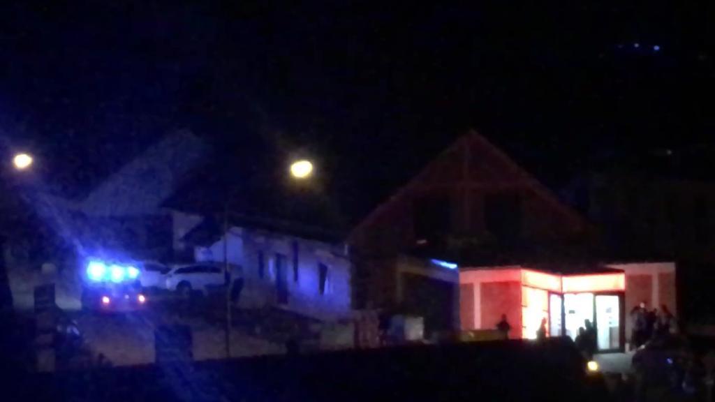 Die Einsatzkräfte haben in der Nacht in Buseck zugegriffen.