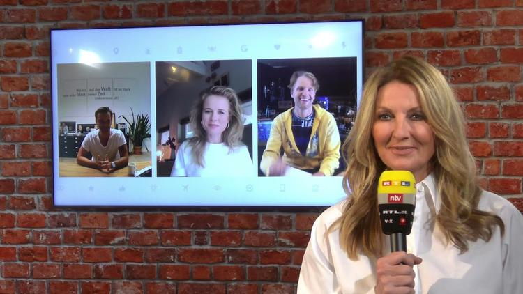 Florian, Ilse & Toby im Talk - Hier trifft sich die neue DSDS-Jury zum ersten Mal