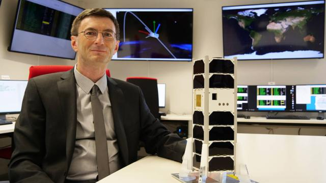 Hakan Kayal ist Professor für Raumfahrttechnik an der Julius-Maximilians-Universität Würzburg.