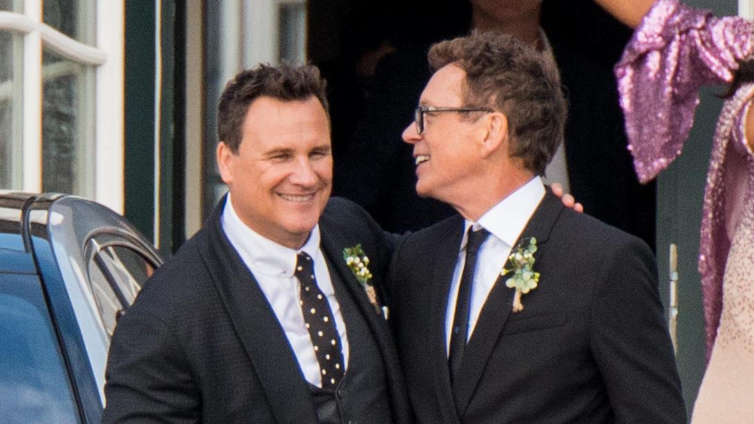 2018 haben Guido und Frank auf Sylt geheiratet