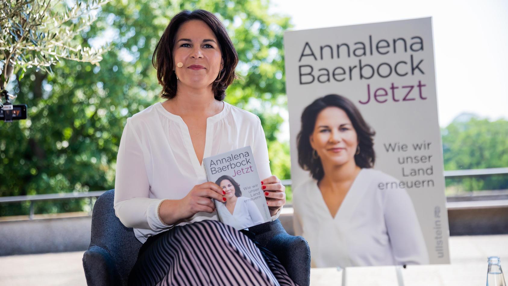 Annalena Baerbock stellt ihr neues Buch vor