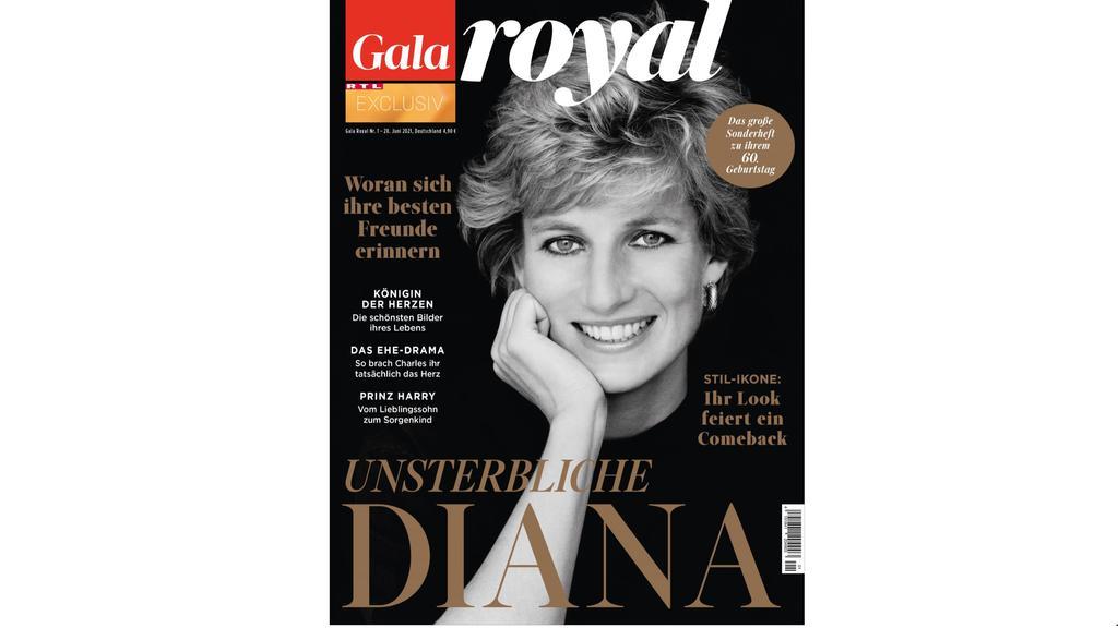 Cover Diana Begleitheft Gala