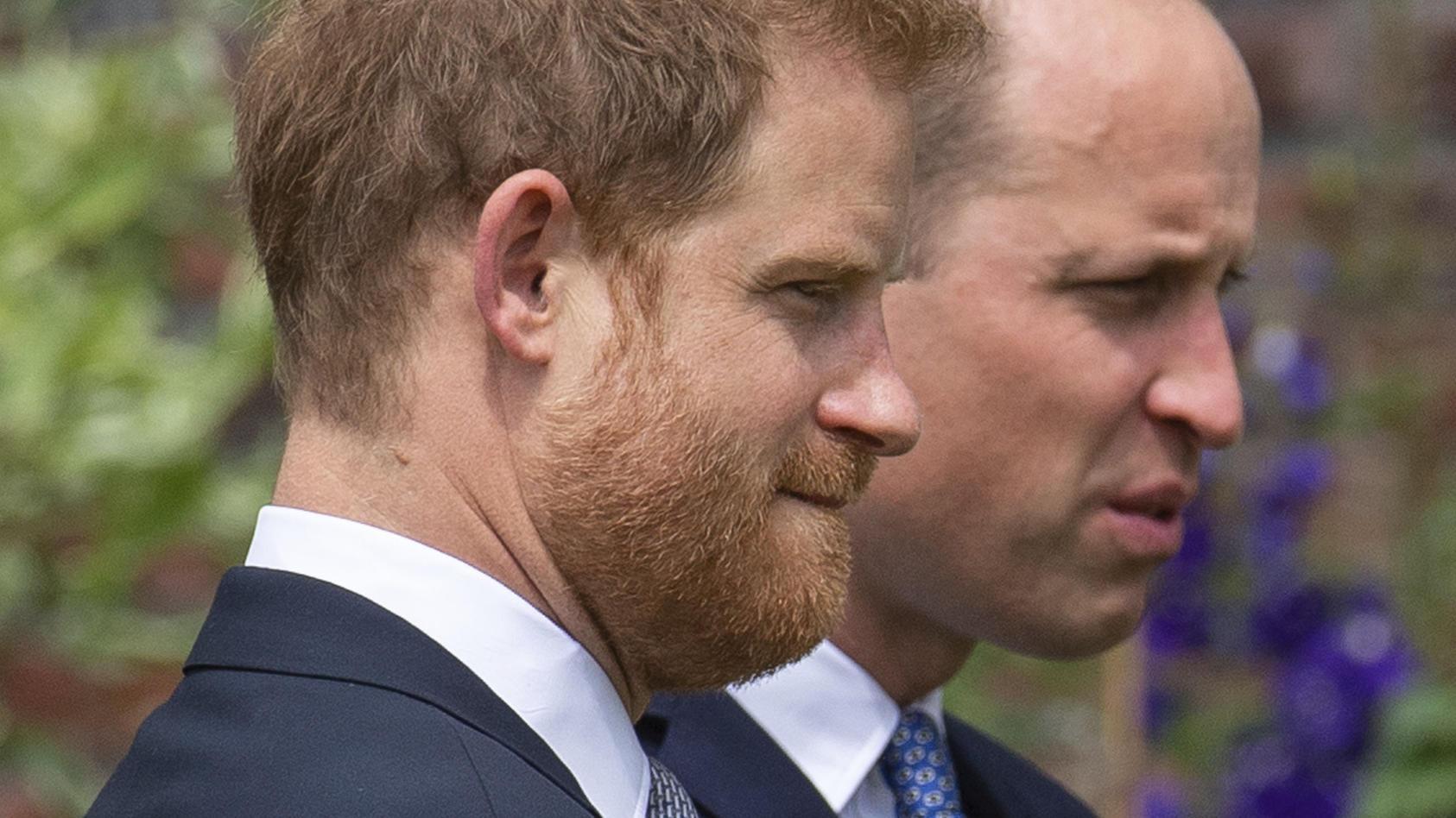 Prinz Harry ist bereits wieder aus London abgereist.