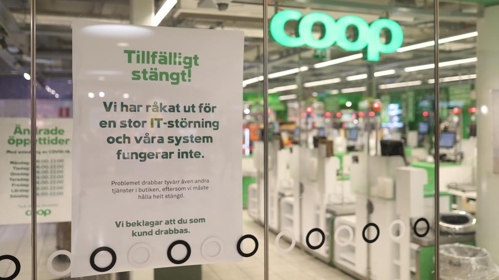 Schwedische Supermarktkette Coop