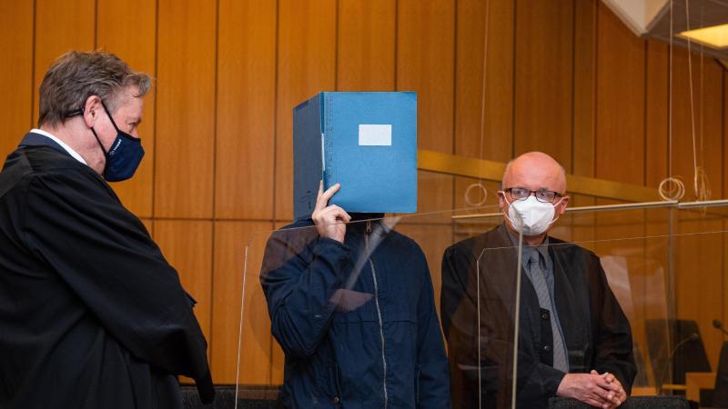 Der Hauptangeklagte Adrian V. wurde vom Landgericht Münster zu 14 Jahren Haft verurteilt.