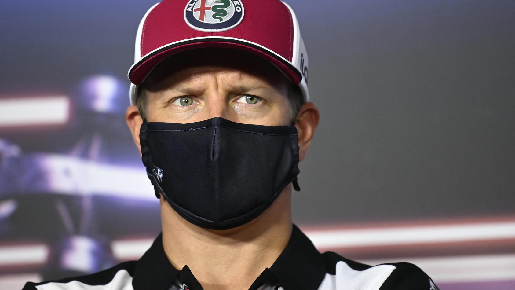 Kimi Räikönnen gab sein F1-Debüt im Jahr 2001, mit 21.