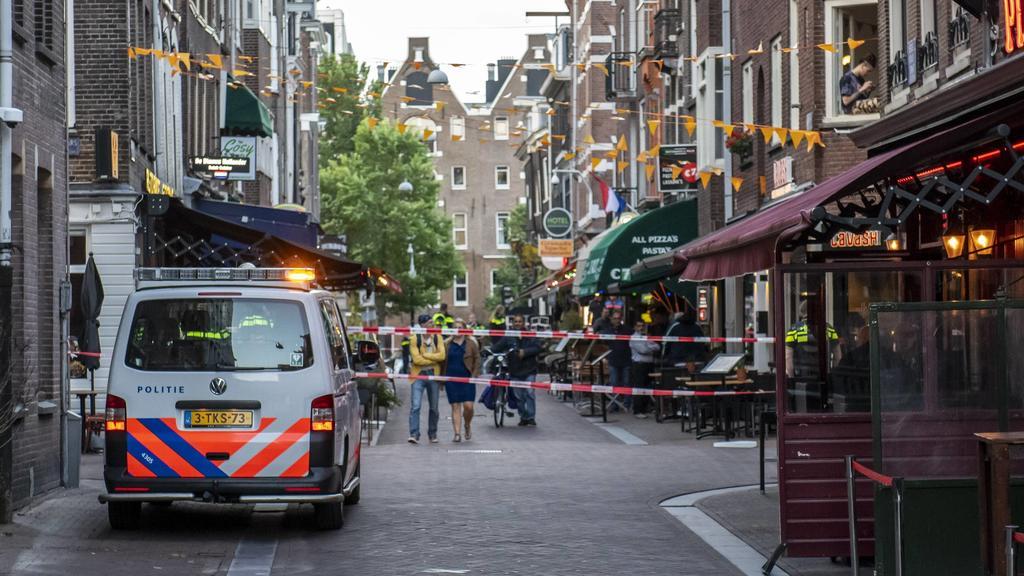 Peter de Vries wurde in Amsterdam niedergeschossen und schwebt in Lebensgefahr.