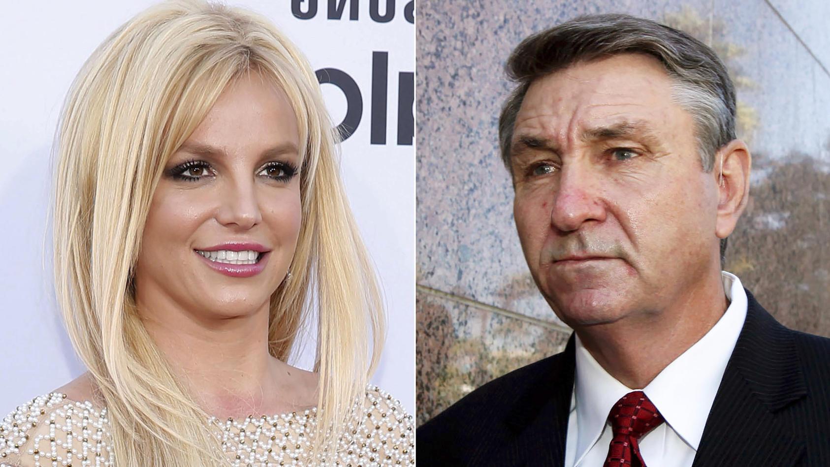 Britney Spears steckt mitten im Vormundschaftsstreit mit ihrem Vater Jamie.
