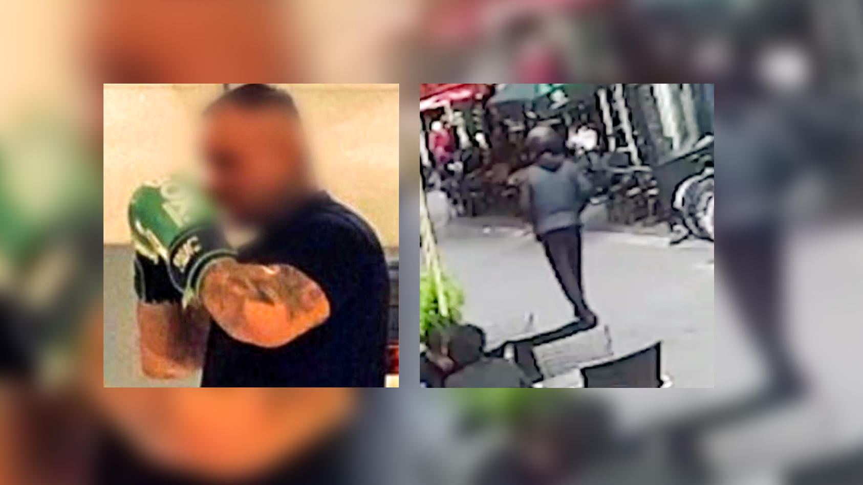 Die Tatverdächtigen des Mordanschlags auf Reporter de Vries