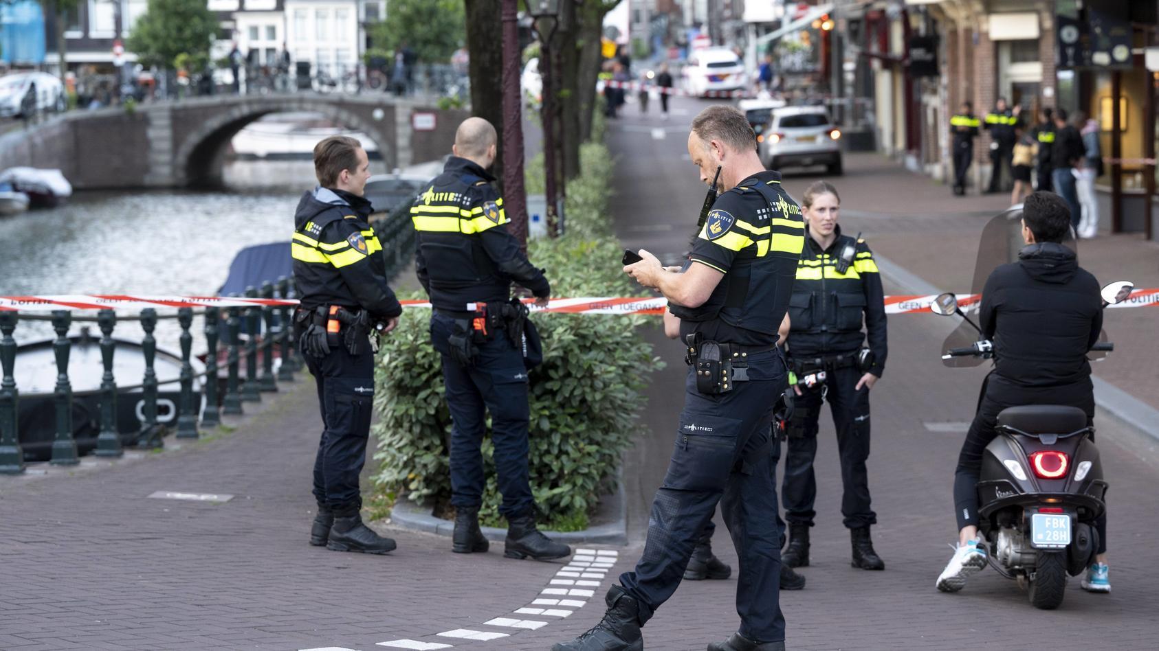Kriminalreporter Peter R. de Vries wurde am Dienstagabend niedergeschossen.