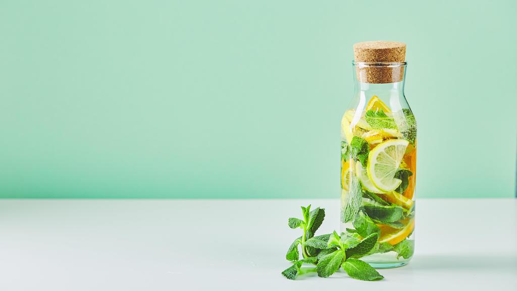 Gesunde Alternative zu Softgetränken: Infsued Water