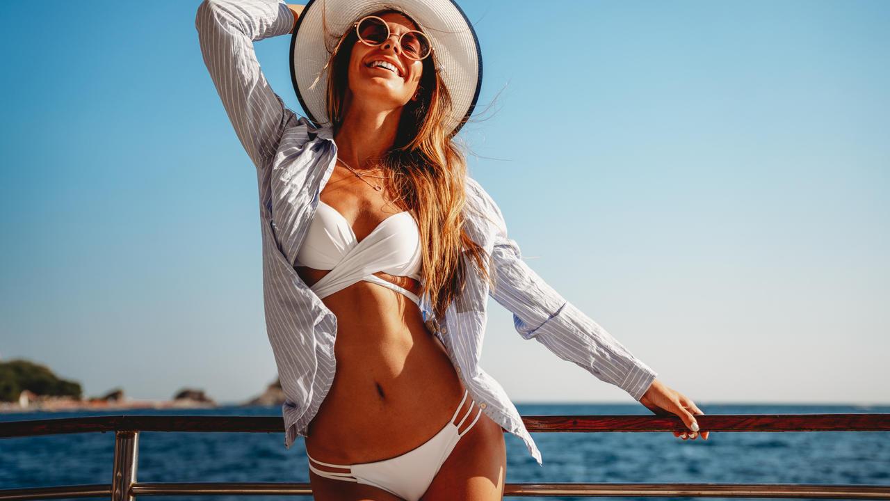 Es ist wichtig zu wissen, welches Bikini-Modell zu welcher Figur passt, um optisch perfekt rüberzukommen.