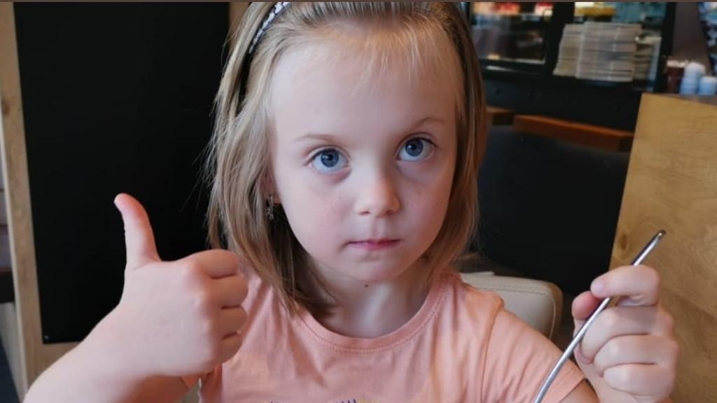 Mädchen sucht Stammzellenspender