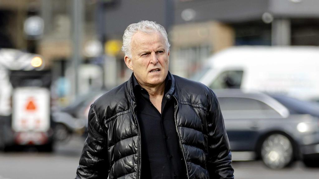 Kriminalreporter Peter de Vries im Einsatz.