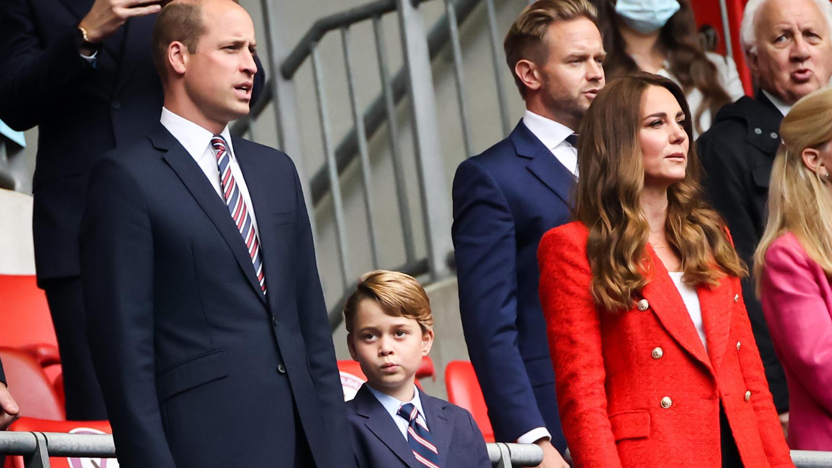 Prinz William und Herzogin Kate planen die schulische Laufbahn ihres Sohnes, Prinz George (8).