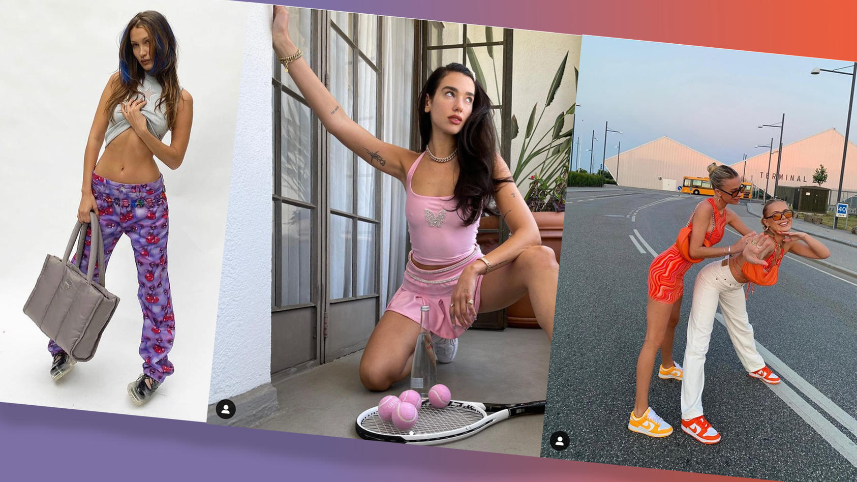 Y2K-Trend: Darum lieben wir die neue alte Fashion-Richtung.