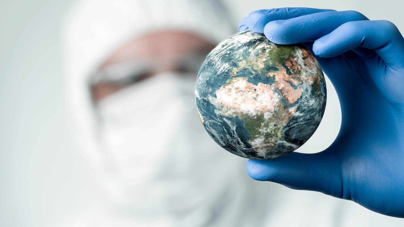 Die Licht- und Schattenseiten der Pandemie für die Umwelt.