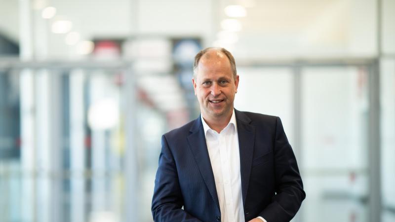 Landesvorsitzender der nordrhein-westfälischen FDP, Joachim Stamp. Foto: Jonas Güttler/dpa/Archivbild