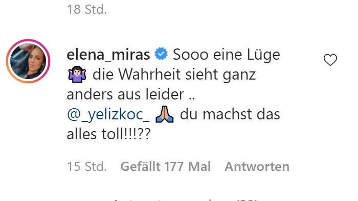 Instagram Elena Miras