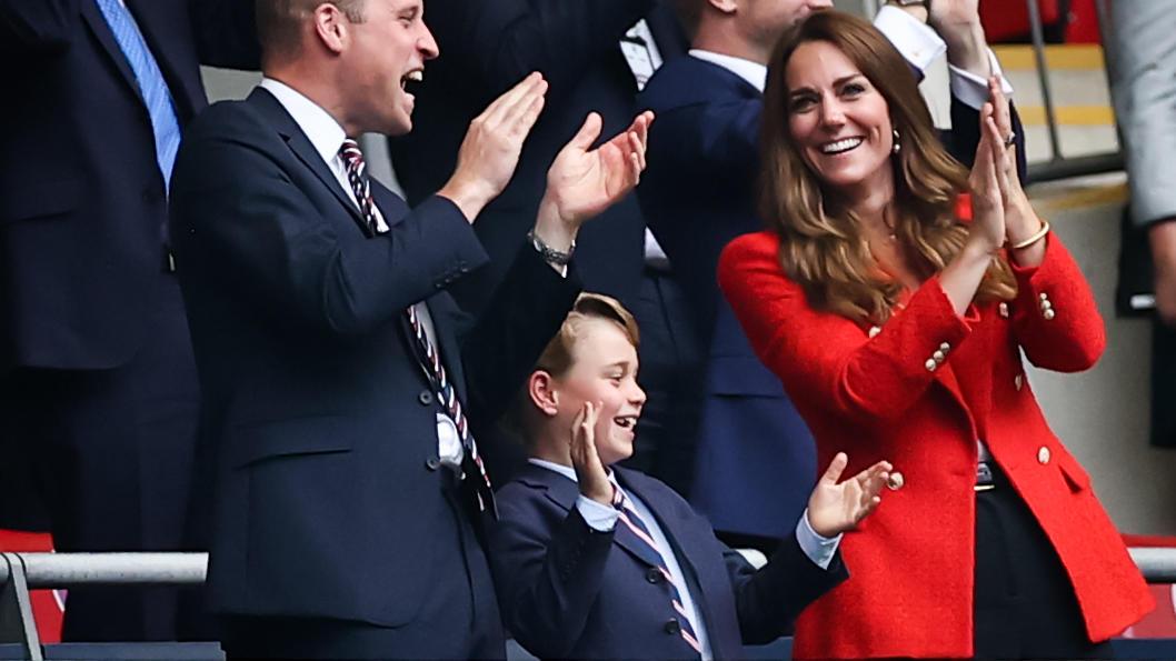 Prinz George feiert am 22. Juli seinen achten Geburtstag.