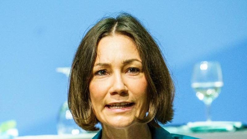 Anne Spiegel (Bündnis90 / Die Grünen), Umweltministerin von Rheinland-Pfalz. Foto: Andreas Arnold/dpa