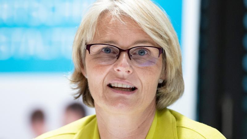 Bundesforschungsministerin Anja Karliczek (CDU). Foto: Bernd Weissbrod/dpa/Archivbild