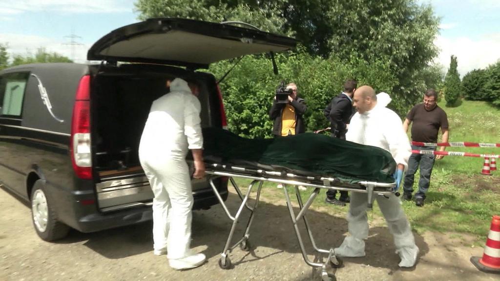 Im August 2016 wurde die Leiche der zunächst unbekannten Frau im Frankfurter Stadtteil Nieder-Eschbach gefunden.