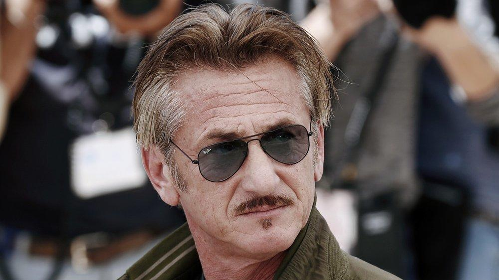 """Sean Penn steht aktuell nicht für die Serie """"Gaslit"""" vor der Kamera."""