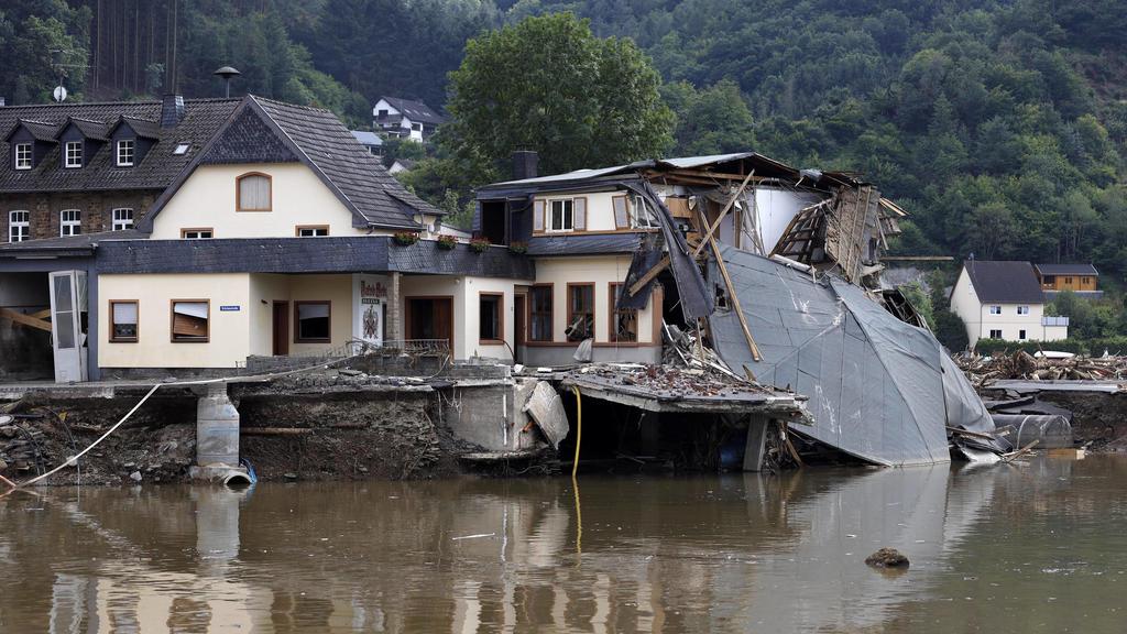 Es kommt neuer Regen in die Eifel und die anderen betroffenen Gebiete.