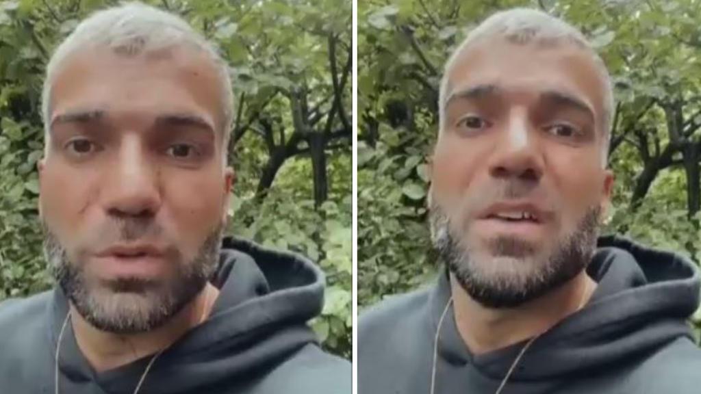 Rafi Rachek berichtet, wie er den Angriff am Telefon miterlebt hat.