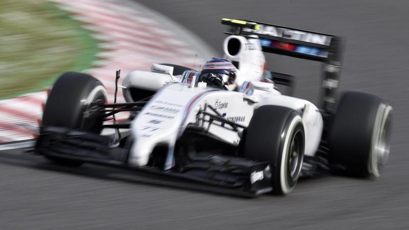 Hatte eine gute Zeit bei Williams: Valtteri Bottas (hier in 2014). Seitdem hat das britische Team nur noch wenig zu lachen.