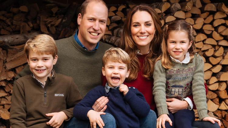 Prinz William & Herzogin Kate - Kinder dürfen EINE Regel nie brechen