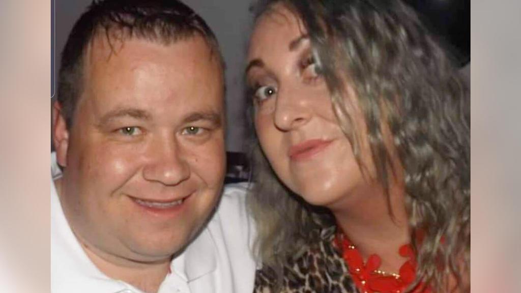 Chris und Nicola Guilfoyle haben über 107kg abgenommen.