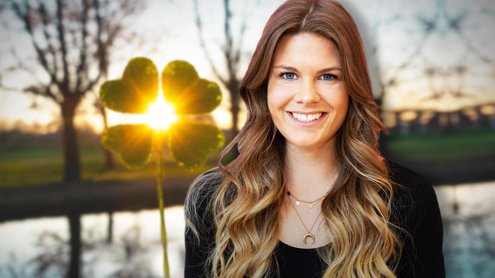 RTL-Reporterin Freyja Steinke geht 24 Stunden auf Glückssuche