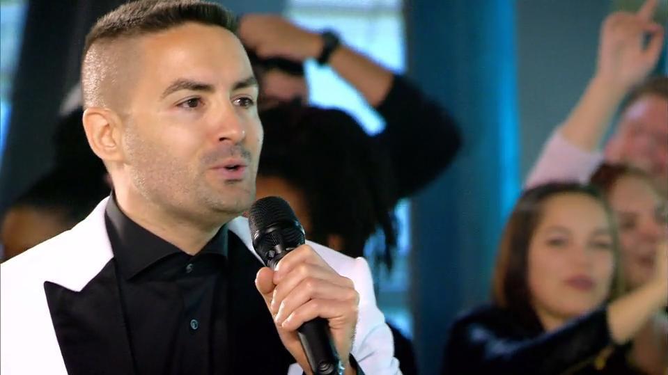 DSDS-Kult-Kandidat Menderes Bağcı: Gemischte Reaktionen nach Auftritt beim Fernsehgarten