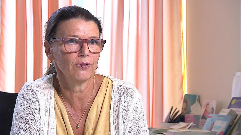 Gynäkologin Dr. Susanne Maurer